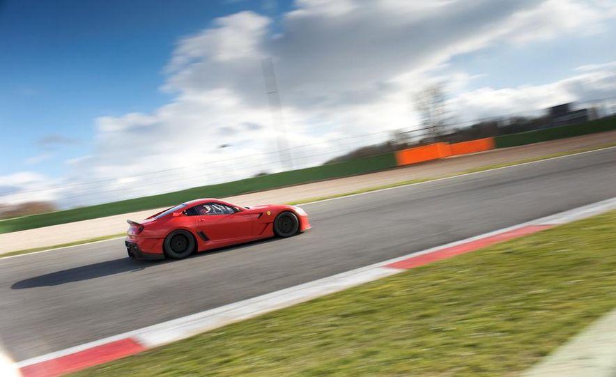 2011 Ferrari 599GTO - Slide 8