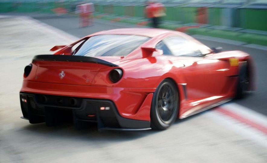 2011 Ferrari 599GTO - Slide 10