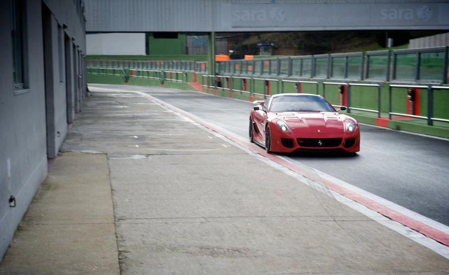 2011 Ferrari 599GTO - Slide 11