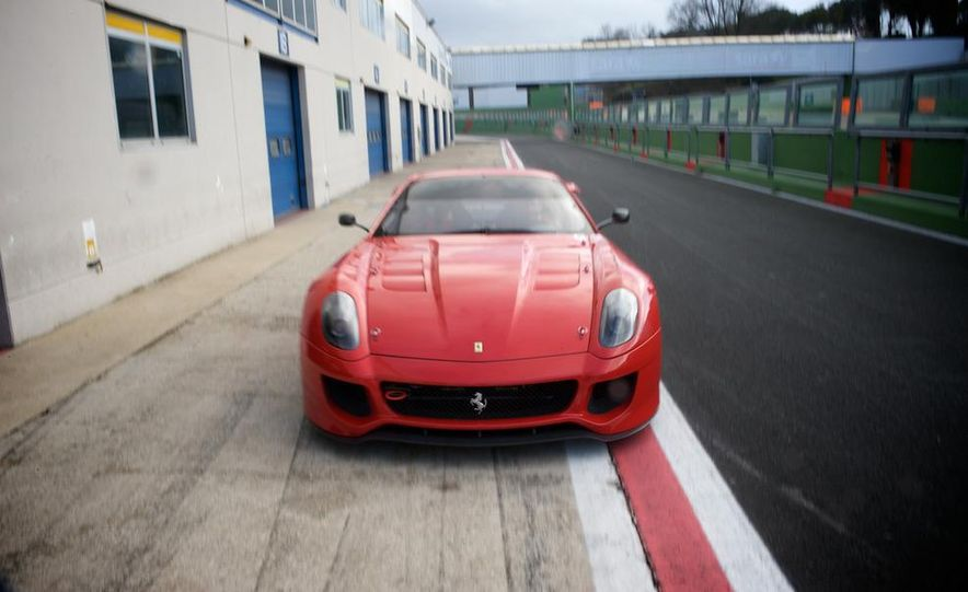 2011 Ferrari 599GTO - Slide 33