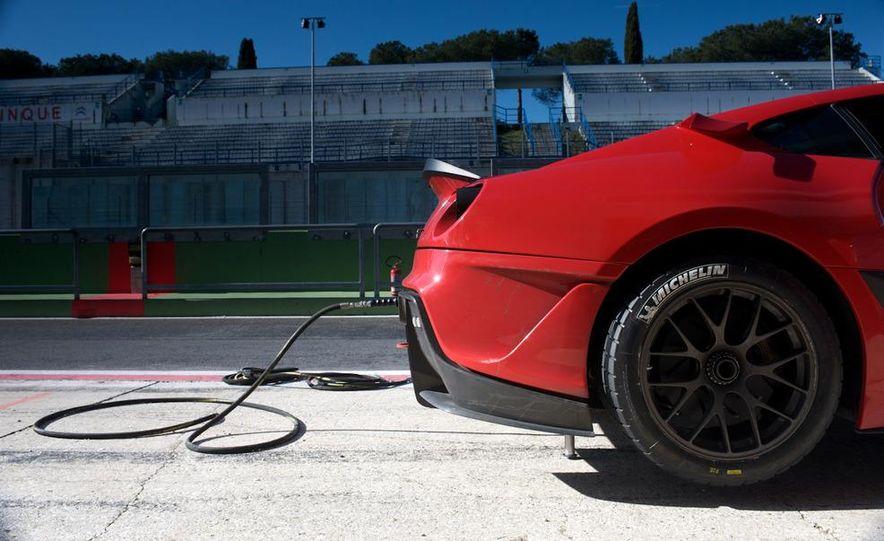 2011 Ferrari 599GTO - Slide 41