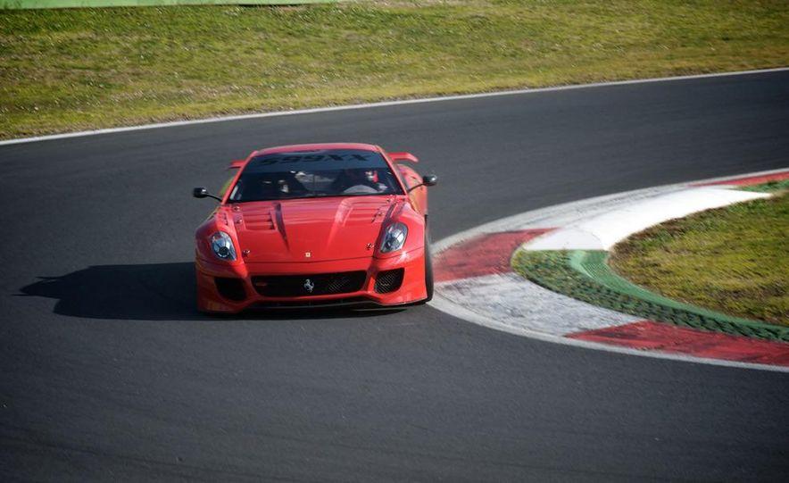2011 Ferrari 599GTO - Slide 17