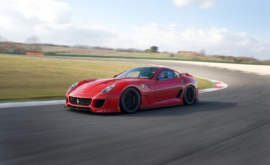 2011 Ferrari 599GTO - Slide 18