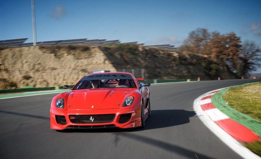 2011 Ferrari 599GTO - Slide 19