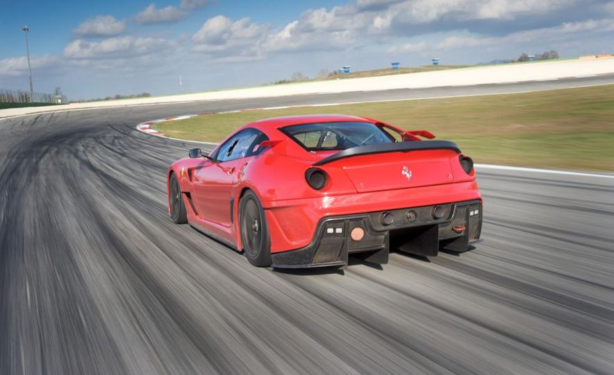2011 Ferrari 599GTO - Slide 20