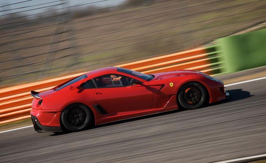 2011 Ferrari 599GTO - Slide 22
