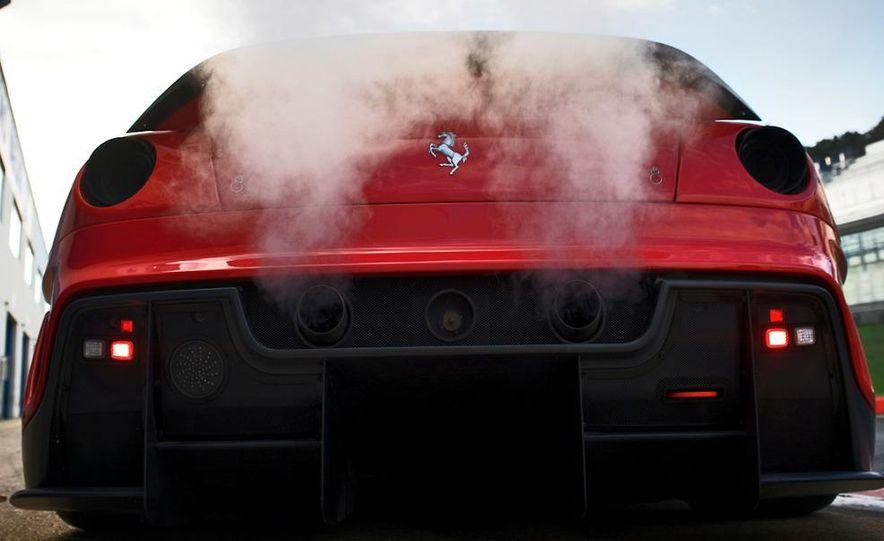 2011 Ferrari 599GTO - Slide 25