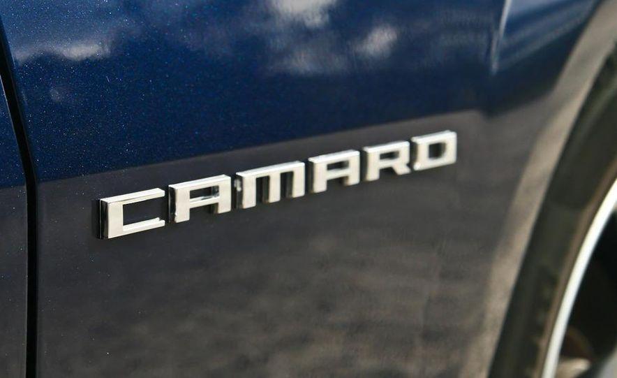 2010 Chevrolet Camaro Synergy Special Edition - Slide 25