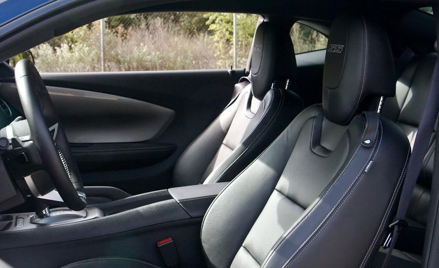 2010 Chevrolet Camaro Synergy Special Edition - Slide 35