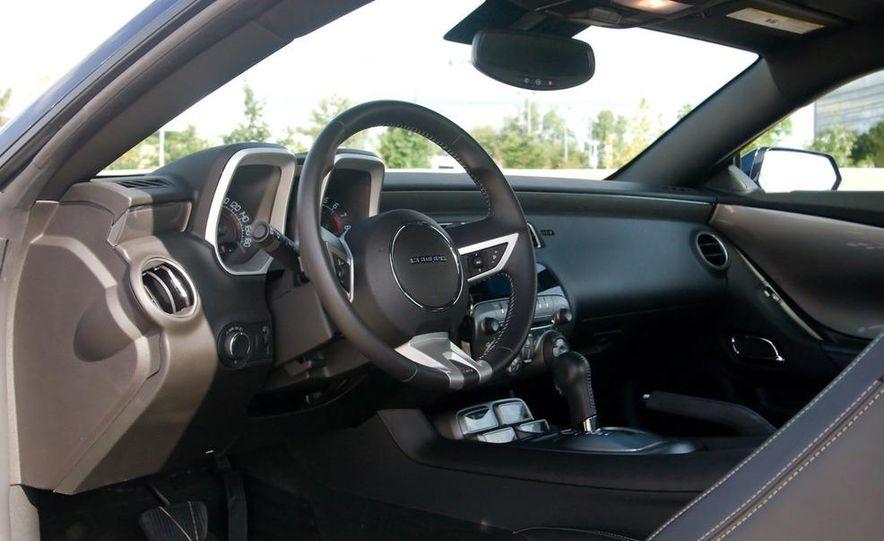 2010 Chevrolet Camaro Synergy Special Edition - Slide 42