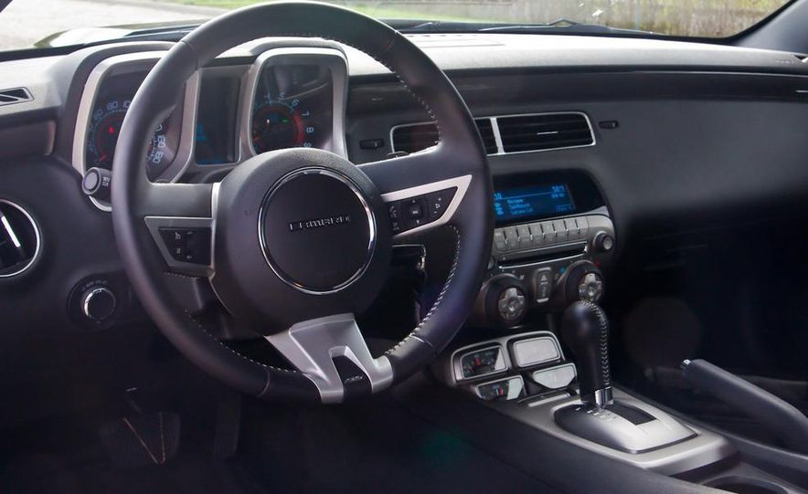 2010 Chevrolet Camaro Synergy Special Edition - Slide 32