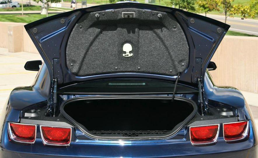 2010 Chevrolet Camaro Synergy Special Edition - Slide 31