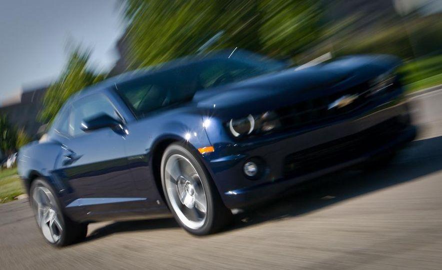 2010 Chevrolet Camaro Synergy Special Edition - Slide 16
