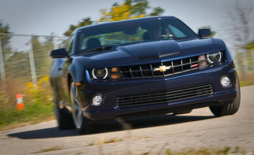 2010 Chevrolet Camaro Synergy Special Edition - Slide 17