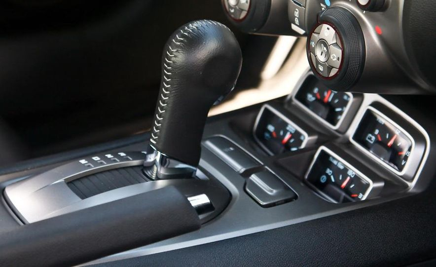2010 Chevrolet Camaro Synergy Special Edition - Slide 44