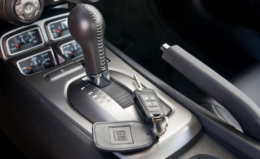 2010 Chevrolet Camaro Synergy Special Edition - Slide 47