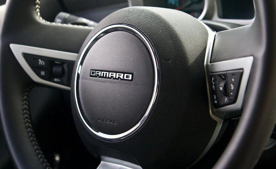 2010 Chevrolet Camaro Synergy Special Edition - Slide 37