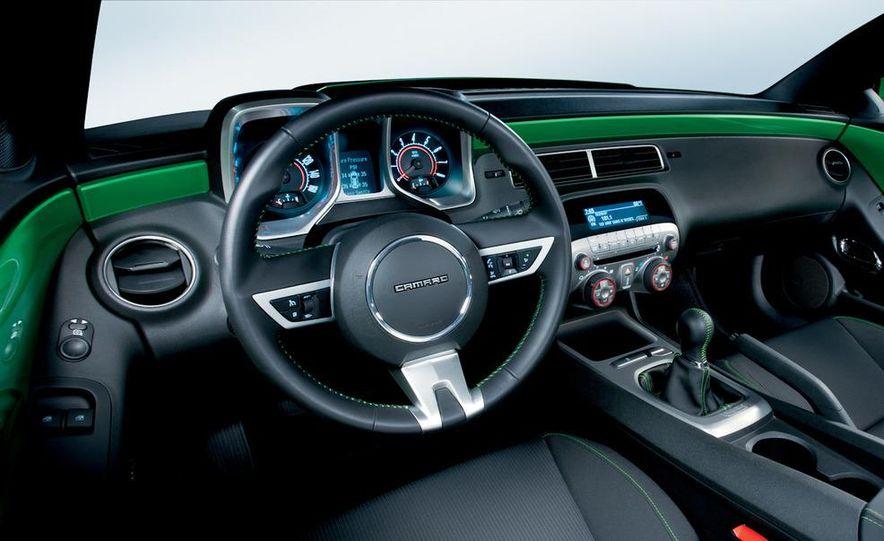 2010 Chevrolet Camaro Synergy Special Edition - Slide 2
