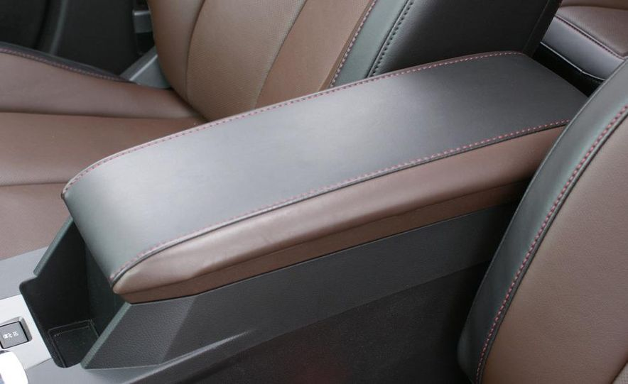 2010 GMC Terrain SLT AWD - Slide 52