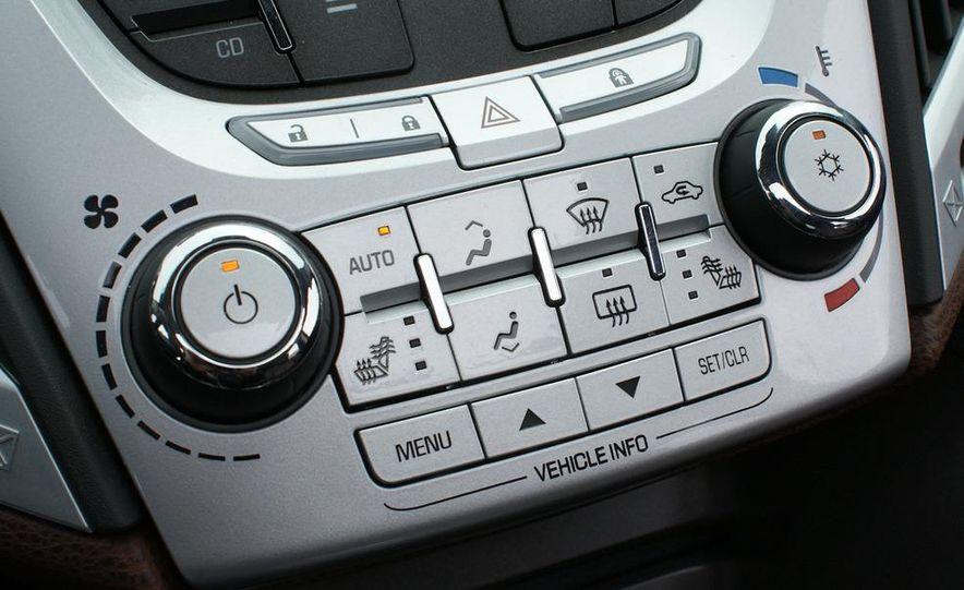 2010 GMC Terrain SLT AWD - Slide 36