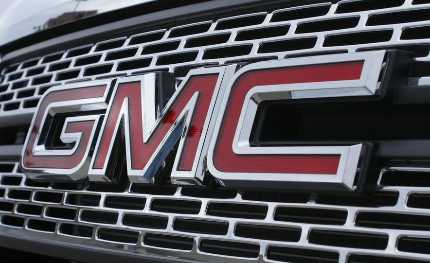 2010 GMC Terrain SLT AWD - Slide 61