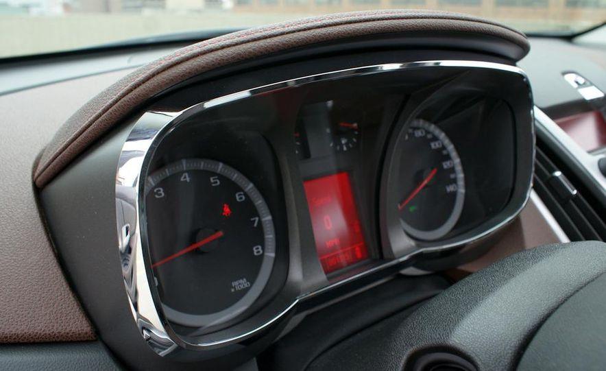 2010 GMC Terrain SLT AWD - Slide 45