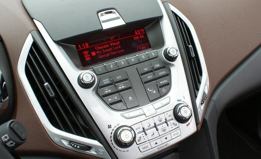 2010 GMC Terrain SLT AWD - Slide 34