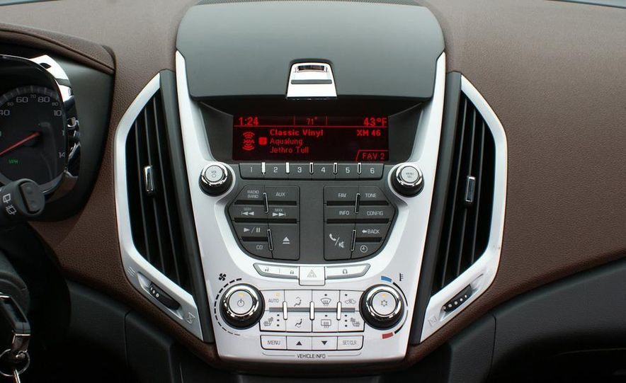 2010 GMC Terrain SLT AWD - Slide 49