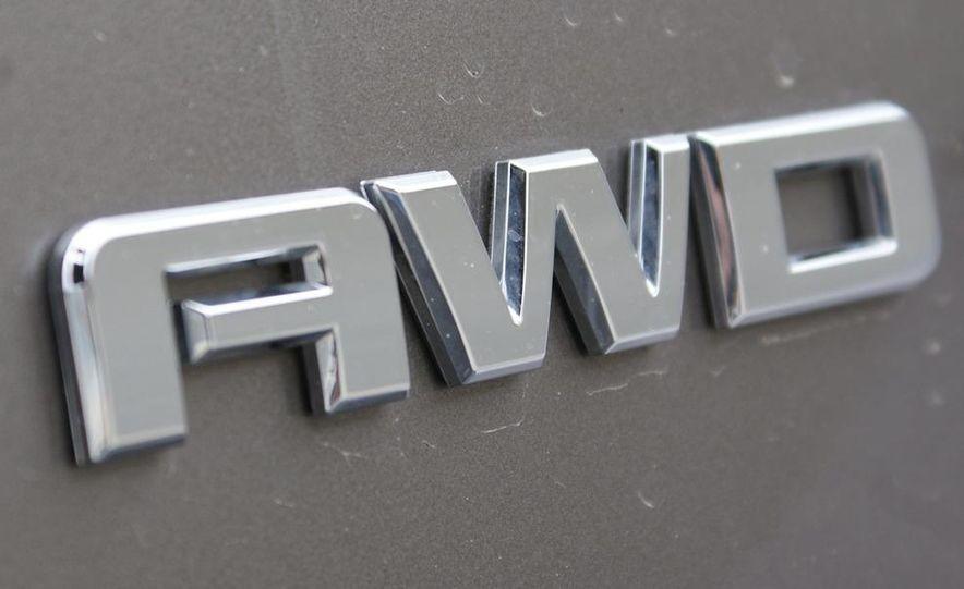2010 GMC Terrain SLT AWD - Slide 63