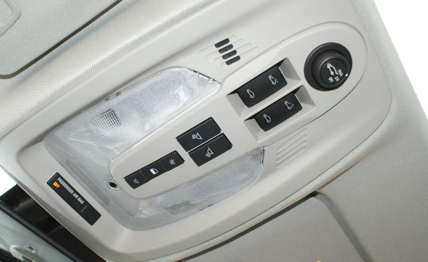 2010 GMC Terrain SLT AWD - Slide 59