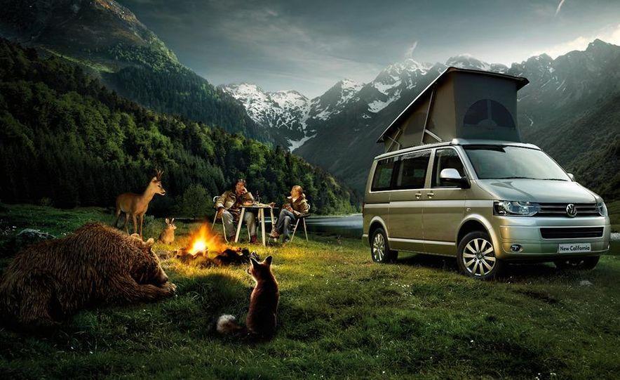 2010 Volkswagen Multivan - Slide 22