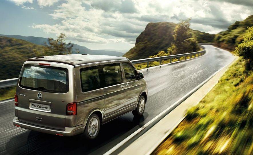 2010 Volkswagen Multivan - Slide 24