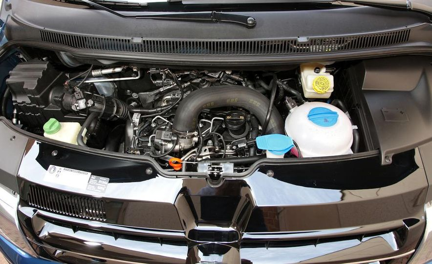 2010 Volkswagen Multivan - Slide 27