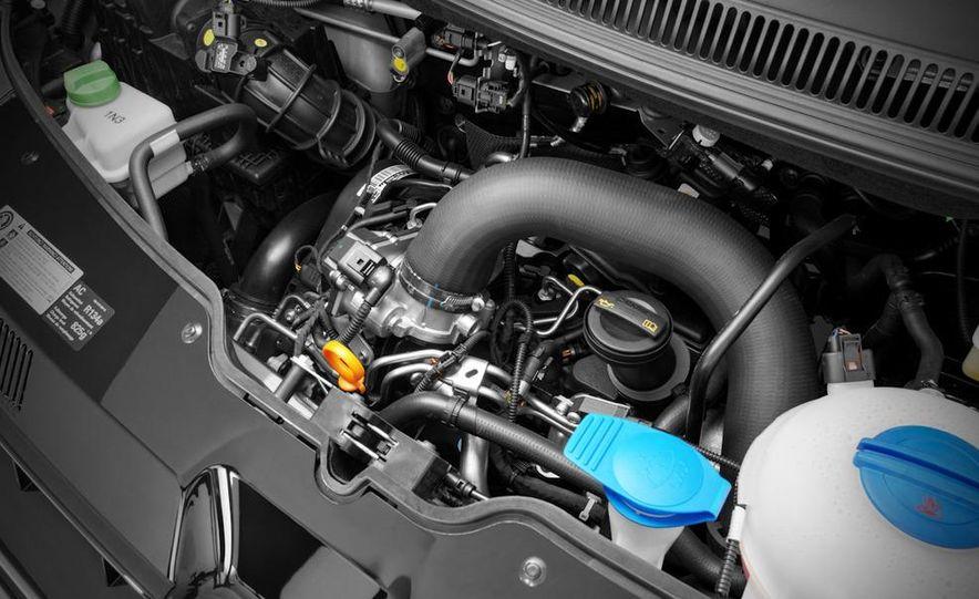 2010 Volkswagen Multivan - Slide 28