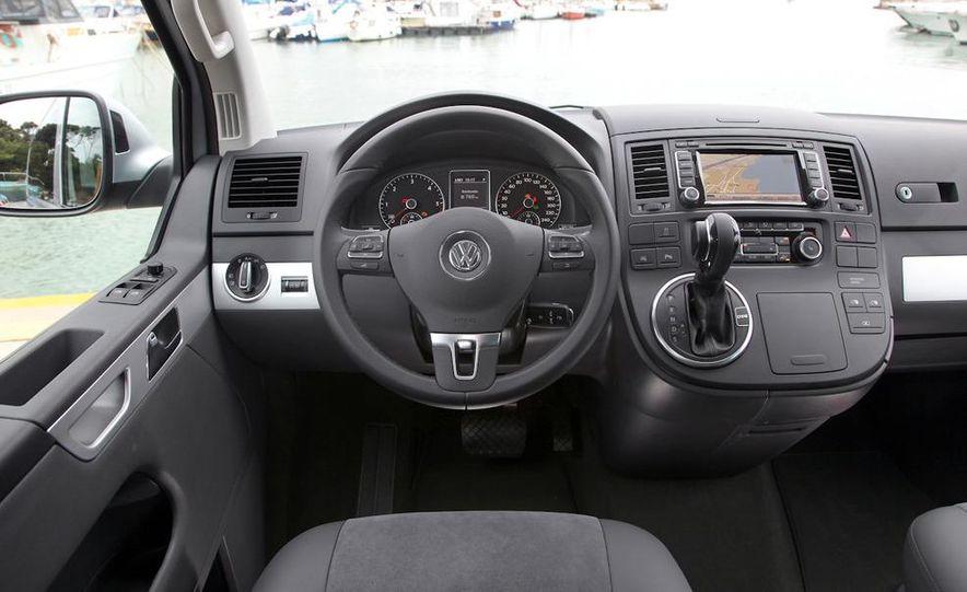2010 Volkswagen Multivan - Slide 31