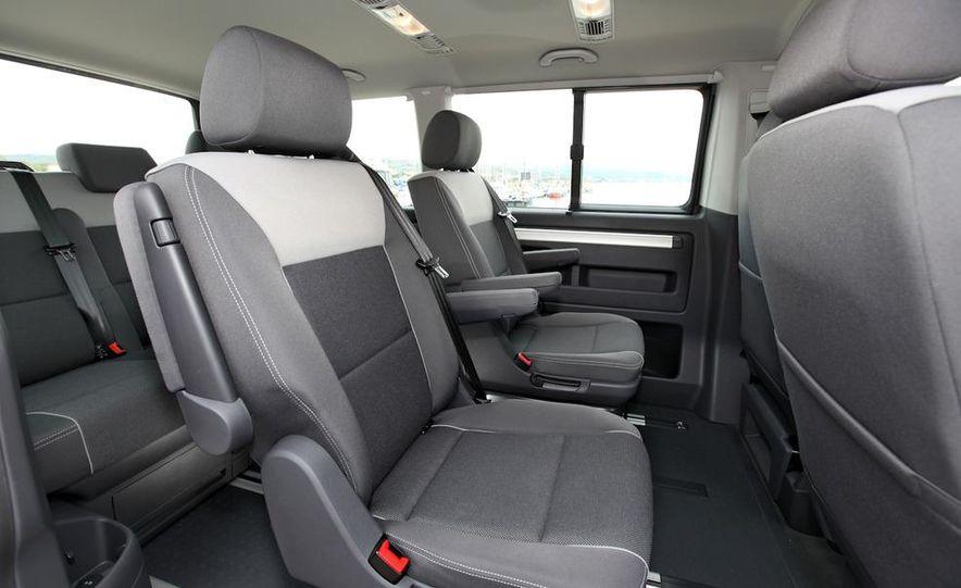 2010 Volkswagen Multivan - Slide 33