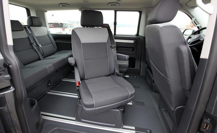 2010 Volkswagen Multivan - Slide 34