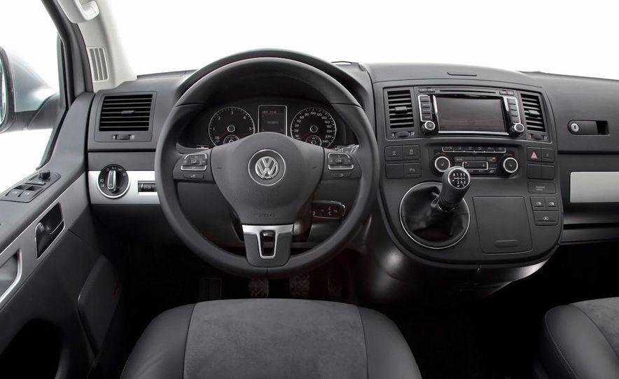 2010 Volkswagen Multivan - Slide 40
