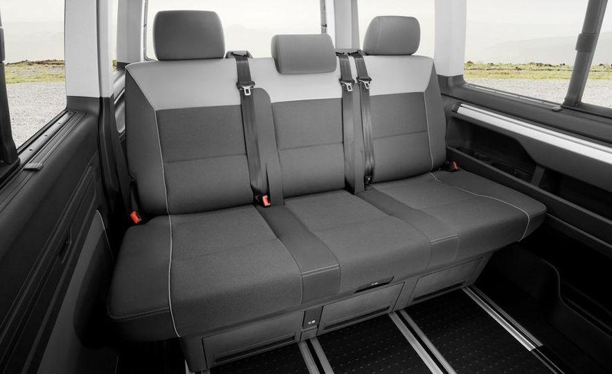 2010 Volkswagen Multivan - Slide 43