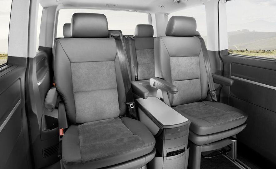 2010 Volkswagen Multivan - Slide 44