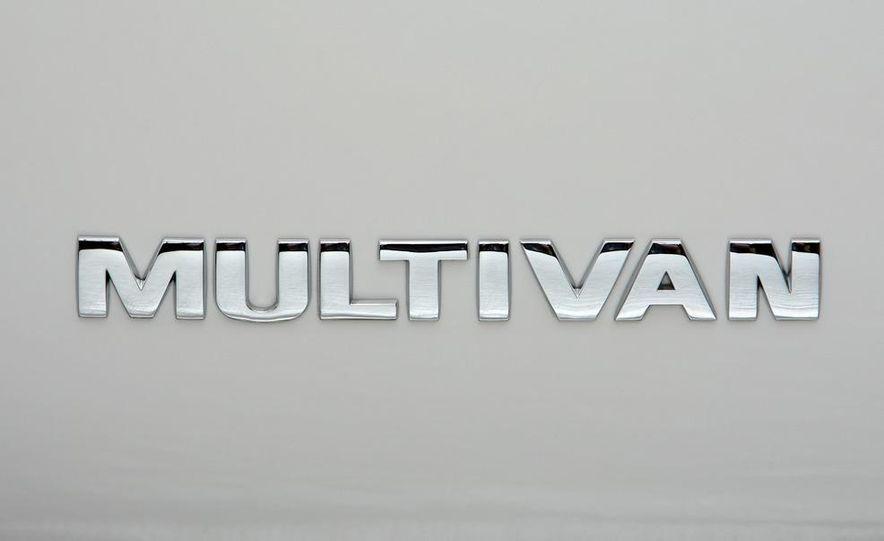 2010 Volkswagen Multivan - Slide 25