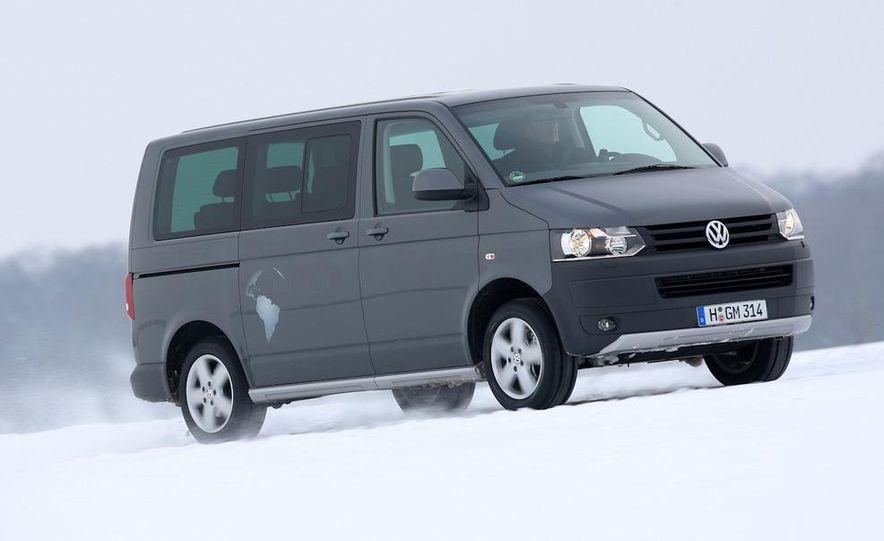 2010 Volkswagen Multivan - Slide 4