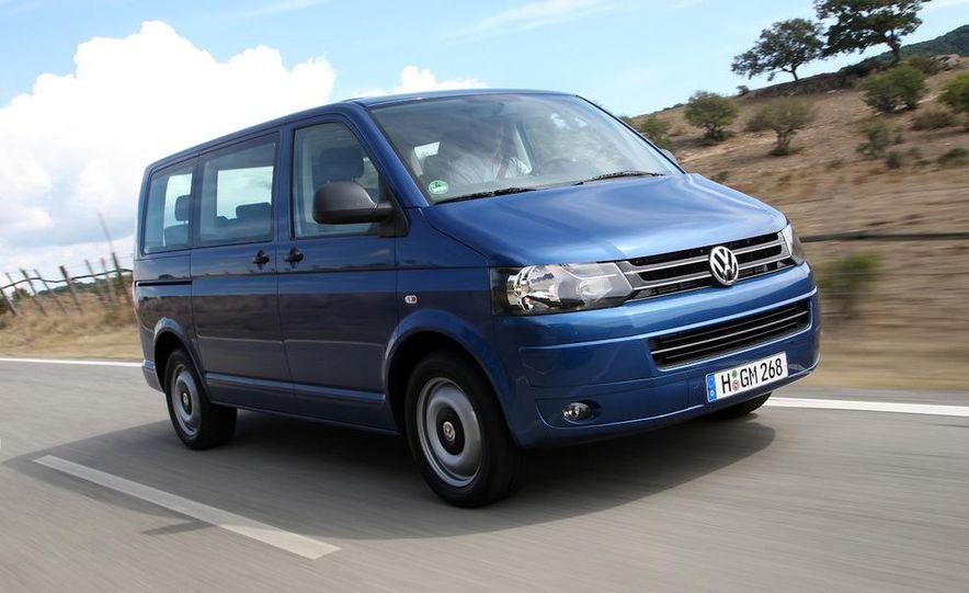 2010 Volkswagen Multivan - Slide 6
