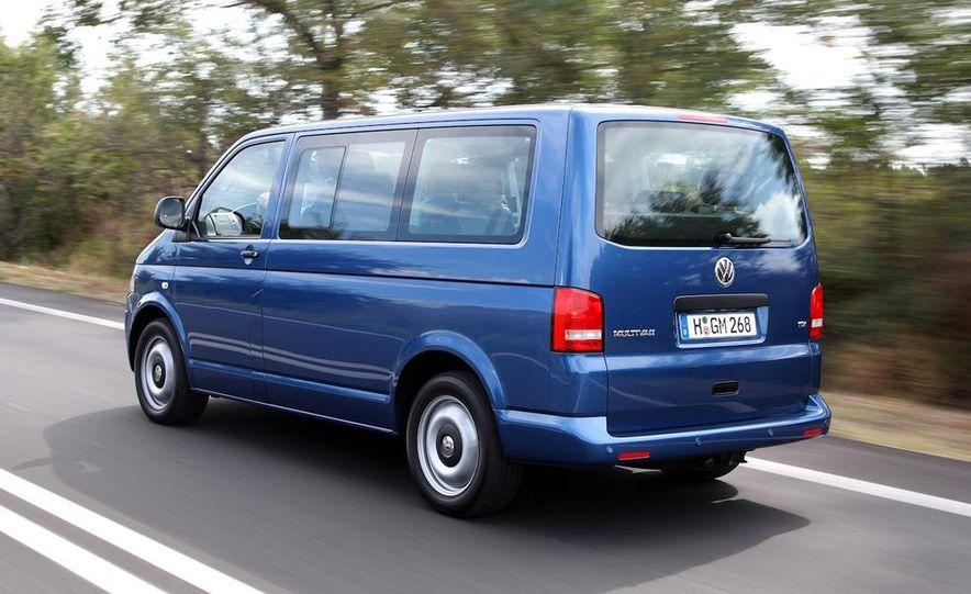 2010 Volkswagen Multivan - Slide 8
