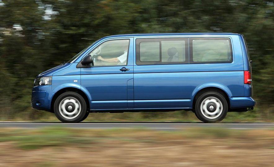 2010 Volkswagen Multivan - Slide 9