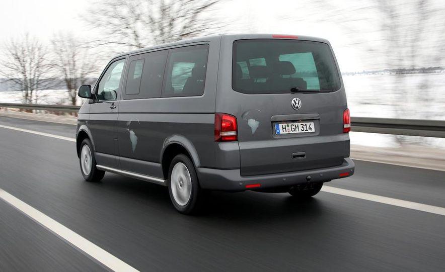 2010 Volkswagen Multivan - Slide 10