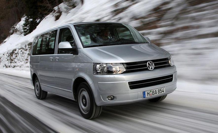 2010 Volkswagen Multivan - Slide 11