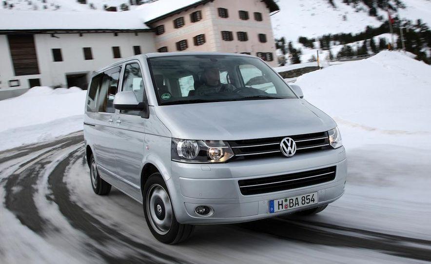 2010 Volkswagen Multivan - Slide 12