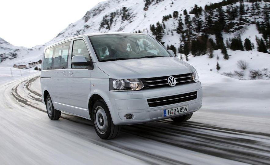 2010 Volkswagen Multivan - Slide 13