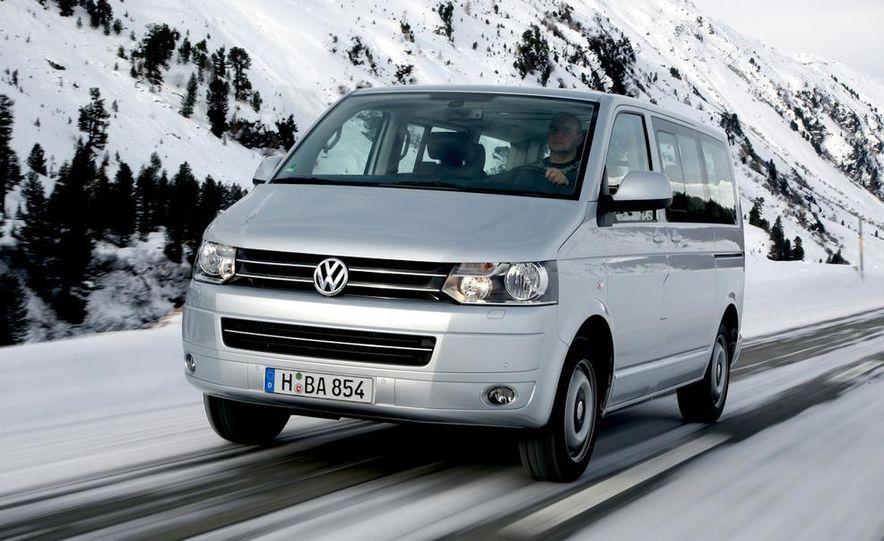 2010 Volkswagen Multivan - Slide 14